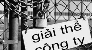 Trình tự giải thể doanh nghiệp tai Quảng Ninh