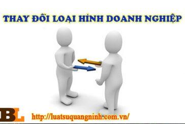 Chuyển đổi công ty TNHH thành công ty cổ phần tại Quảng Ninh