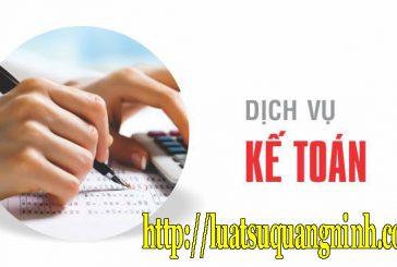 Dịch vụ kế toán thuế giá rẻ tại Quảng Ninh